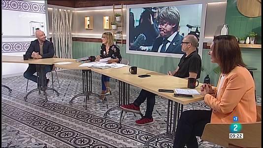 Xavier Pellicer, Gonzalo Boye i detenció de Puigdemont