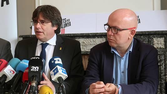 """El abogado de Puigdemont: """"La euroorden no es ejecutable"""""""