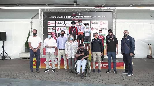 Campeonato de España Triatlón Media Distancia