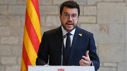 """Aragonés reivindica """"con más fuerza que nunca"""" la autodeterminación y la amnistía como única solución al conflicto político"""