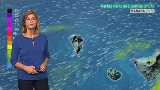 El tiempo en Canarias - 24/09/2021