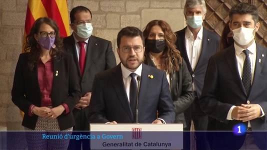 L'independentisme condemna la detenció i Pedro Sánchez demana calma