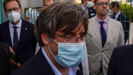 La situación judicial de Puigdemont complica su extradición a España