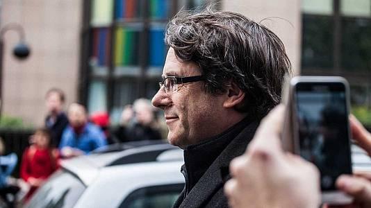 Cuatro años de la huida de Puigdemont a Bélgica