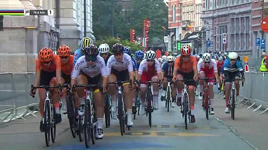 Campeonato del Mundo Ciclismo en ruta. Ruta junior femenina