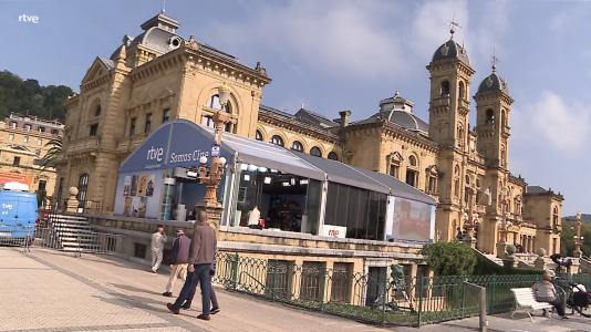El Festival de San Sebastián se vive en RTVE