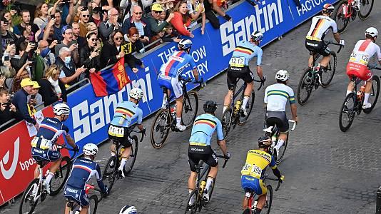 Cto. del Mundo Ciclismo en ruta. Prueba élite masculina (1)