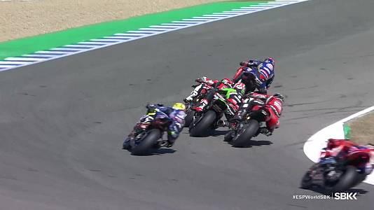 Campeonato del Mundo Superbike. WSBK. 2ª carrera