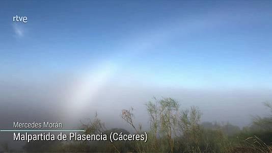 En Galicia estará nuboso, con precipitaciones débiles en el
