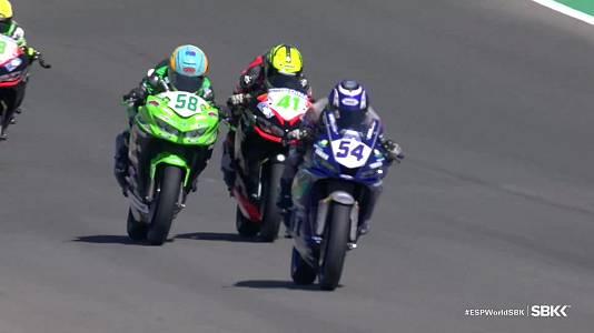 WSBK Supersport 300. 2ª carrera