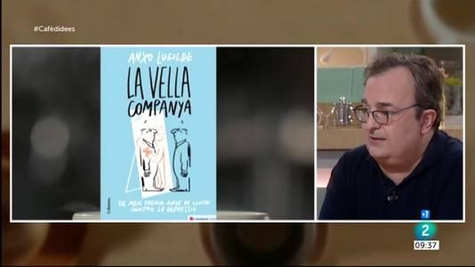 Anxo Lugilde ens presenta 'La vella companya'