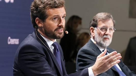 Casado critica la gestión de la crisis por parte del Gobierno