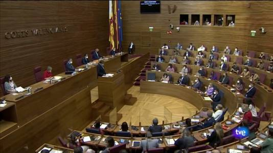 L'Informatiu Comunitat Valenciana 2 - 27/09/21