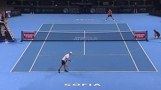 ATP 250 Torneo Sofia: Miomir Kecmanovic - Adrian Andreev