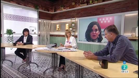 Alícia Romero, 'Mediterráneo' i Convenció Nacional del PP