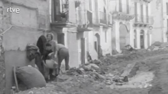 Inundacions al Baix Llobregat el 1971