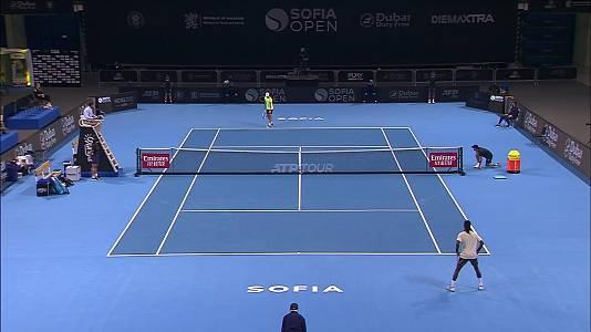 ATP 250 Torneo Sofia: J.Millman - M.Ymer