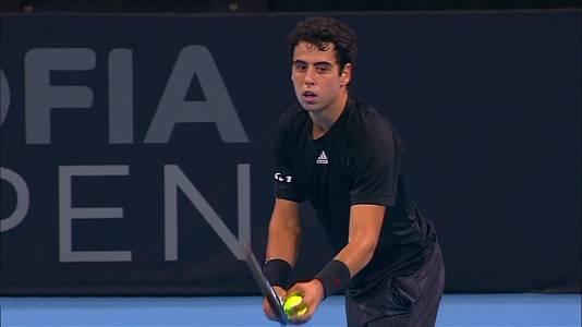 ATP 250 Torneo Sofia:  J.Munar - M.Giron