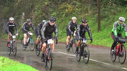 Marcha cicloturista Quebrantahuesos 2021