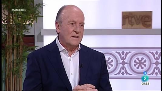 Gemma Nierga entrevista Enric Lacalle