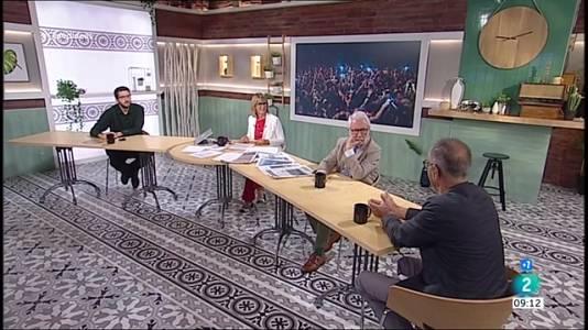 Enric Lacalle, botellots a Barcelona i Ramon Mirabet