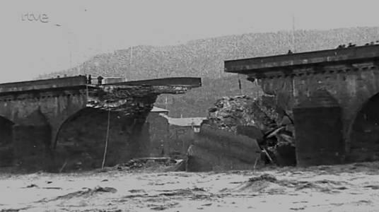 Els aiguats destrossen gran part de Cornellà i Molins de Rei