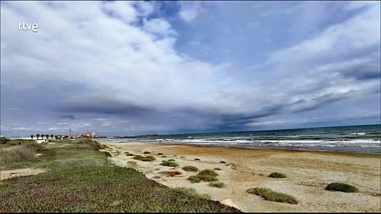 No se descartan chubascos fuertes en el litoral catalán