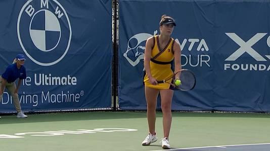WTA Torneo Chicago: E. Svitolina - E. Ruse
