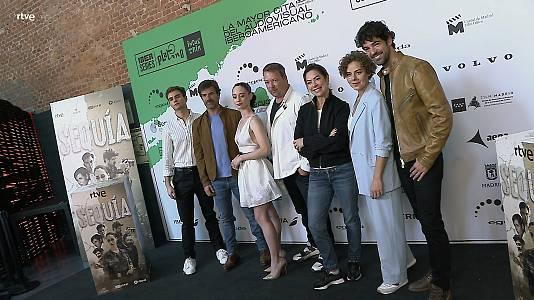 RTVE presenta 'Sequía' en el Festival IberSeries