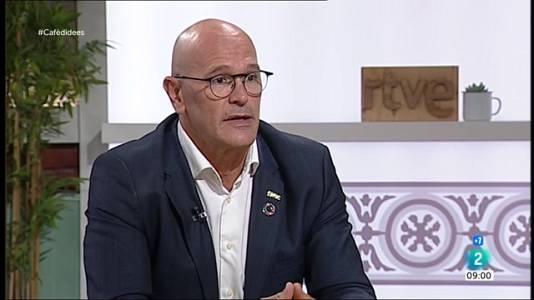 """Romeva: """"L'independentisme cedeix quan proposa referèndum"""""""
