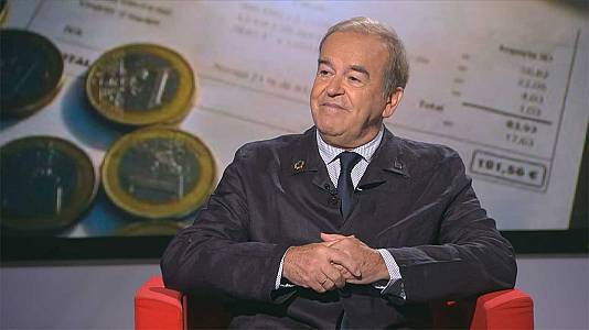 Entrevista a Anton Gasol, Col·legi d'Economistes