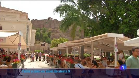 La mitad de Andalucía en Nivel 0 de alerta