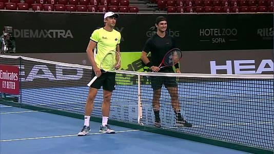 Torneo ATP 250 Torneo Sofía. 1/4 Final:  Millman - Giron
