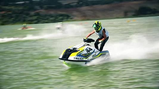 Campeonato de España Motos de agua circuito y Rallyjet
