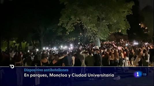 Informativo de Madrid 2 01/10/2021