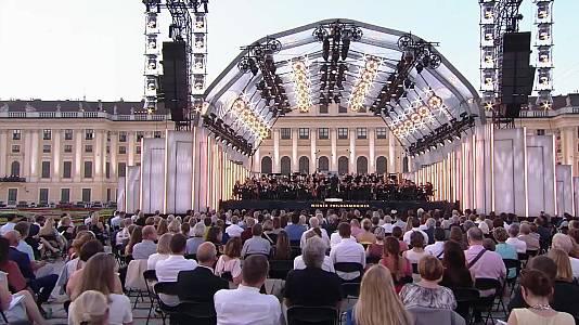 Orquesta Filarmónica de Viena: Schönbrunn 2021