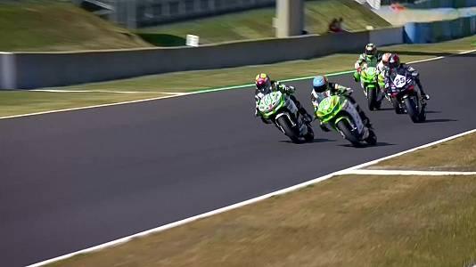 World Supersport 300 1ª carrera, desde Algarve