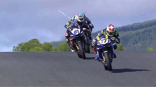 World Supersport 1ª carrera, desde Algarve