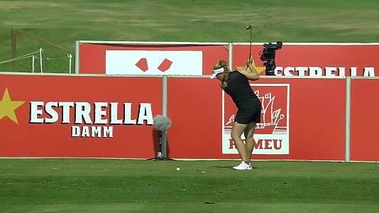 Estrella Damm Ladies Open, 2ª jornada, desde Sitges