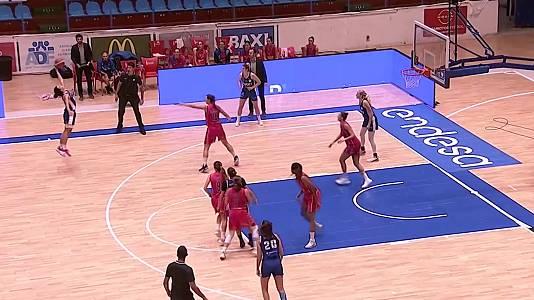 Liga femenina Endesa. 3ª jornada: Baxi Ferrol - Cadí La Seu