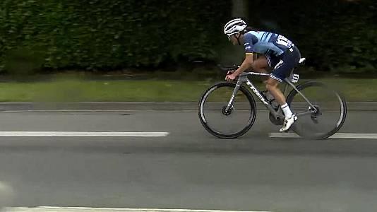 París - Roubaix. Carrera femenina