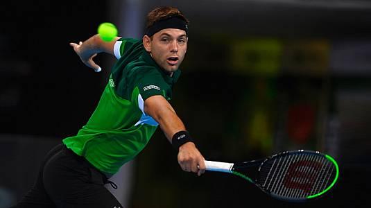 ATP 250 Torneo Sofía. Semifinal: Sinner - Krajinovic