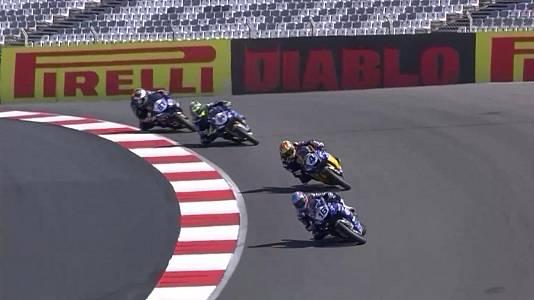 World Supersport 2ª carrera, desde Algarve