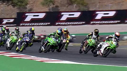World Supersport 300 2ª carrera, desde Algarve