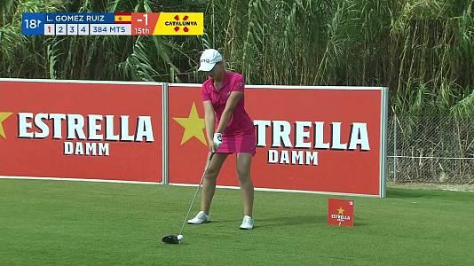 Estrella Damm Ladies Open, 3ª jornada