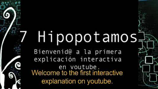 7 Hipopótamos