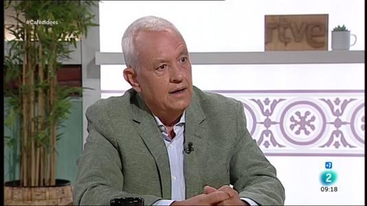 """Santi Rodríguez: """"No hi ha disputes pel lideratge al PP"""""""