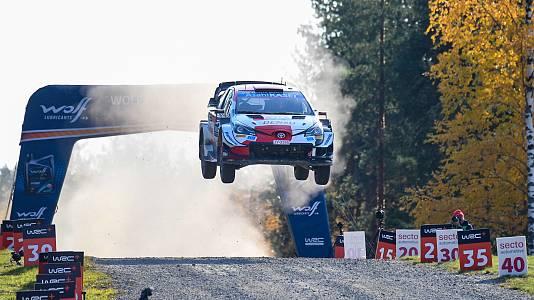 Campeonato del Mundo Rally Finlandia