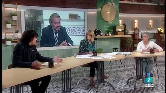 Artur Mas, vaga a Renfe i papers de Pandora