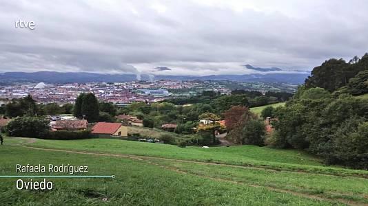 Viento del oeste en Galicia y área Cantábrica, con rachas fuertes o muy fuertes en zonas litorales, tendiendo a amainar